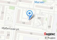 Компания «Евстафьева С.Ю.» на карте