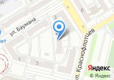 Компания «Ювелирная мастерская Павла Гостева» на карте