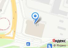 Компания «Инекс Авто» на карте