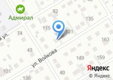 Компания «Вояджер» на карте