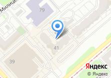 Компания «АСМ-сервис» на карте