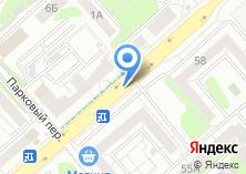Компания «Метиз» на карте