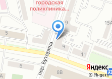 Компания «Бородинский» на карте