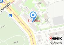 Компания «Транссервис-Екатеринбург» на карте