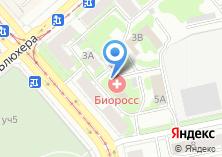 Компания «Lingua Staff» на карте
