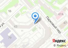 Компания «Магремстрой» на карте