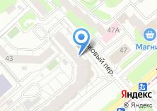 Компания «Военторг» на карте