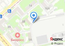 Компания «Автостоянка на ул. Гагарина» на карте