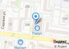 Компания «ЗАТЕЯ» на карте