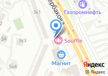 Компания «Квартал» на карте