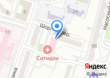 Компания «Клиника Павлова» на карте