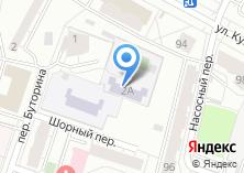 Компания «Гимназия №210» на карте