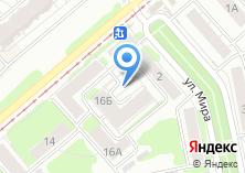 Компания «Юрсейв» на карте