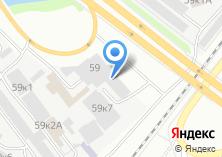 Компания «Фарматек» на карте