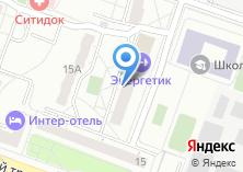 Компания «Финпромко» на карте