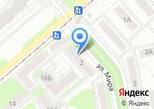 Компания «Kartridgy.ru» на карте