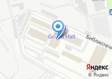 Компания «Active forms - рекрутинговая компания» на карте