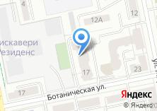 Компания «ЭЛТИ-КУДИЦ-Урал» на карте