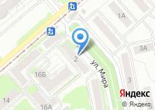 Компания «Razbor-BK - Авторазбор иномарок» на карте