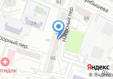 Компания «Славянский» на карте