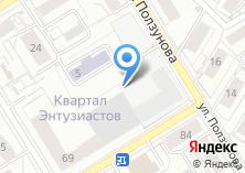 Компания «Автостоянка на ул. Краснофлотцев» на карте