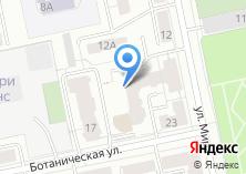 Компания «Рустов-Екатеринбург» на карте
