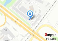 Компания «Техно-Про» на карте