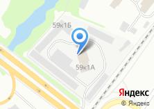 Компания «ОВЭК» на карте