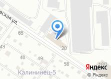 Компания «ТНТ Принт» на карте