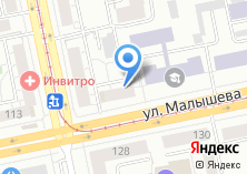 Компания «Ваша студия» на карте