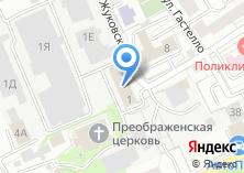 Компания «Пенетрон-Урал» на карте
