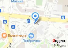 Компания «Автомойка на Сулимова» на карте