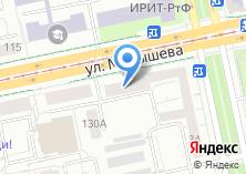 Компания «Свердловская городская спелеосекция» на карте