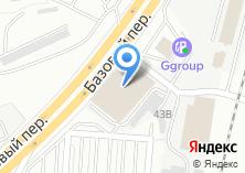 Компания «АвтоУниверсал» на карте