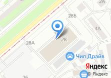 Компания «DesignVinyl» на карте