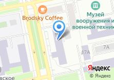 Компания «БМБ» на карте