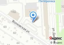 Компания «Лаадасавтотранс» на карте