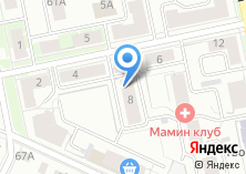 Компания «УРАЛ-ТОРГ» на карте