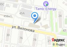 Компания «Фирма КОДА» на карте