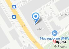 Компания «Спецремстрой» на карте