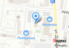 Компания «ЕвроМикс» на карте