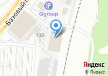 Компания «Асмания» на карте