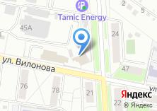 Компания «Звезда-ЭМ» на карте