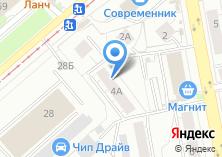 Компания «Поликлиника №2 Детская городская больница №10» на карте