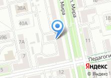Компания «IT-монолит» на карте