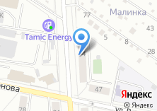 Компания «Event Premier» на карте