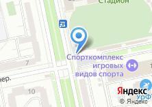 Компания «СОДБИ» на карте
