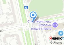Компания «Посейдон» на карте