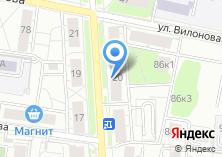 Компания «Золотое пенсне» на карте