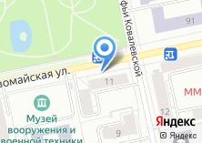 Компания «ЭКРИТ» на карте